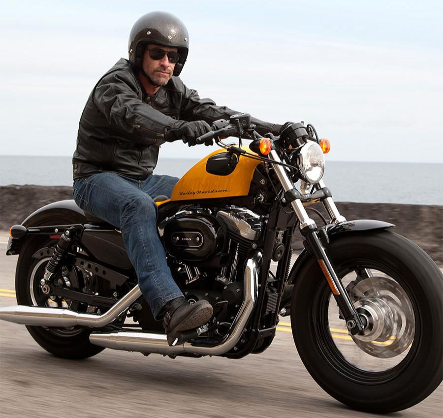 Gebrauchte Harleys